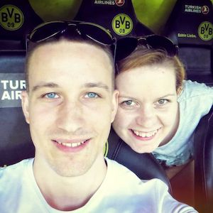 Stadion Borussii Dortmund - Dortmund, Niemcy