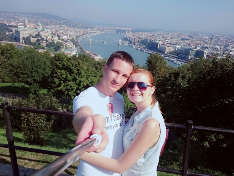 Góra Gellerta - Budapeszt, Węgry
