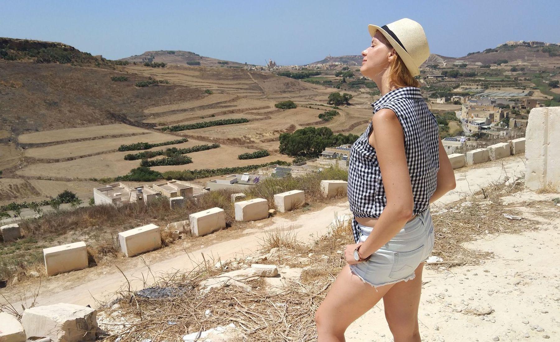 Cytadela w Victorii - Gozo, Malta