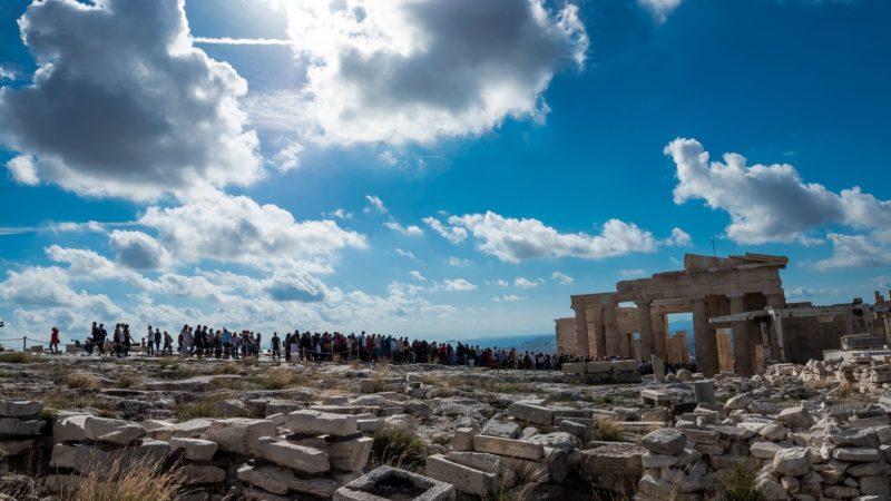 Ateny - koszty podróży